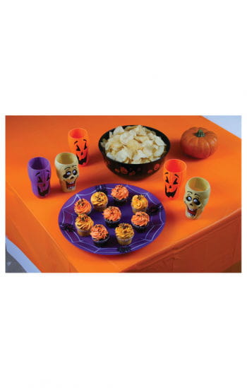 Halloween Tablecloth Orange