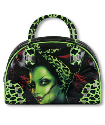 Lack Handtasche Rockabilly Zombie