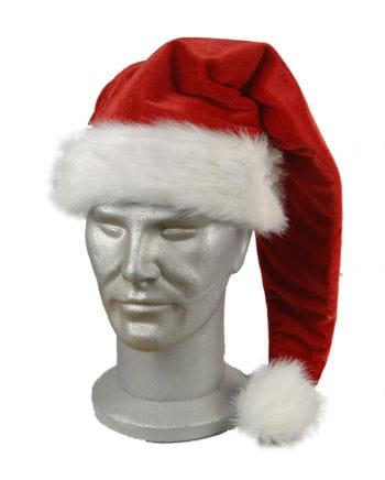 Lange Weihnachtsmann Mütze
