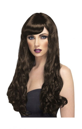 Long Hair Wig Desire brown