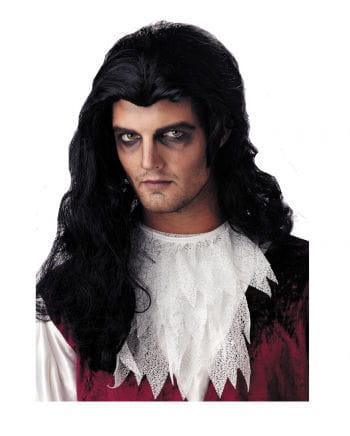 Long-haired vampire Herrenperücke