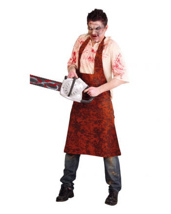 Leatherface Men Costume