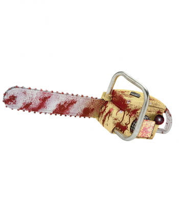 Leatherface Chainsaw Deluxe