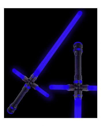 LED Lichtschwert 87cm blau