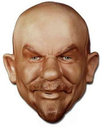 Lenin mask made of foam latex