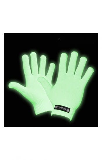 Gloves Glow in the Dark