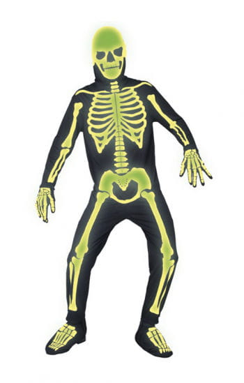 Glowing Skeleton Jumpsuit