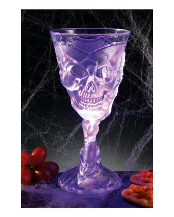 Color Change Skull Goblet
