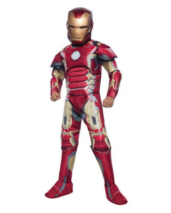 Licensed Iron Man costume