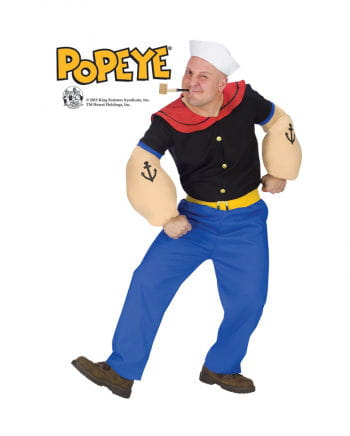 Original Popeye Kostüm ML