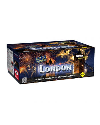 London Batteriefeuerwerk 126