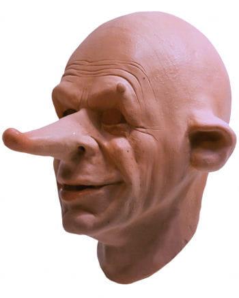 Lügenbold Maske aus Schaumlatex