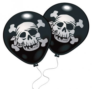 Pirate Balloons 10 St.