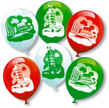 Lufballons Italien 6 St.