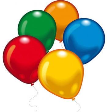 500 Luftballons XXL Box