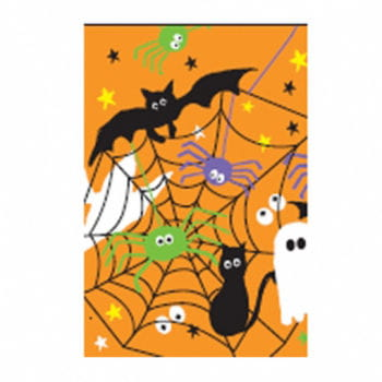 Lustige Halloween Tischdecke