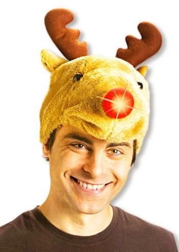 Funny Reindeer Hat