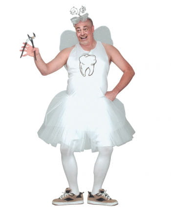 Naughty Tooth Fairy Costume Plus Size