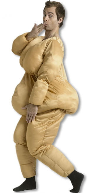 Mega fatsuit Men Costume