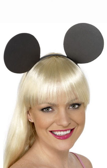 Comic mouse ears