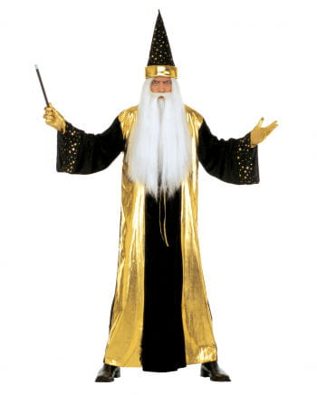 Magician Costume gold XL