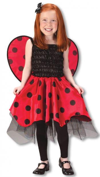 Marienkäfer Kinder Kostüm S S
