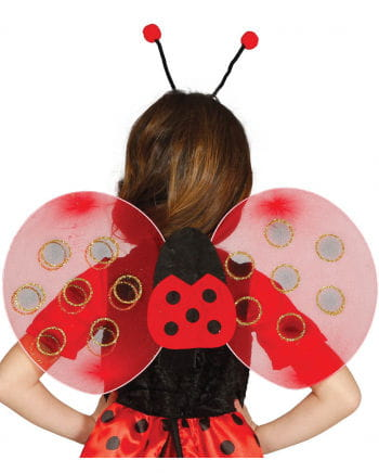 Ladybug wings for kids