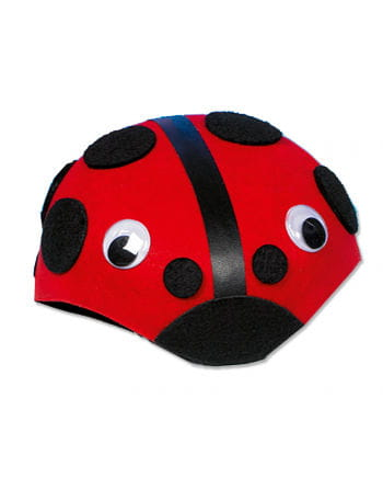 Animal cap Ladybug