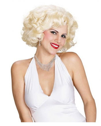 Marilyn Wig Platinum Blonde