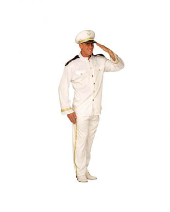 Navy Captain Costume L