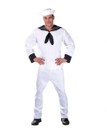 Sailor Costume with Hat