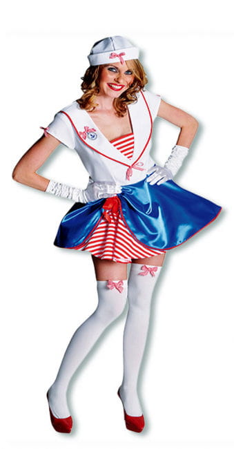 Sailor Girl Premium Costume XL