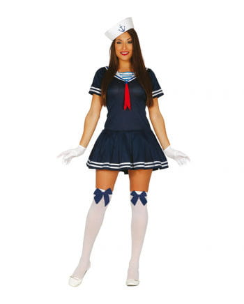 Sailor Costume with Hat Ladies