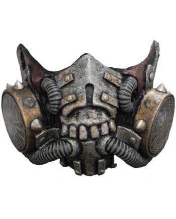 Doomsday Latex Gasmaske