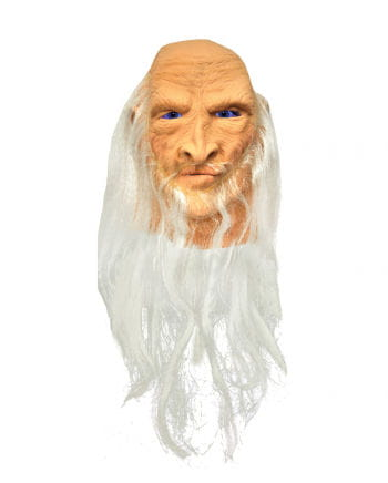 Merlin Latex Mask