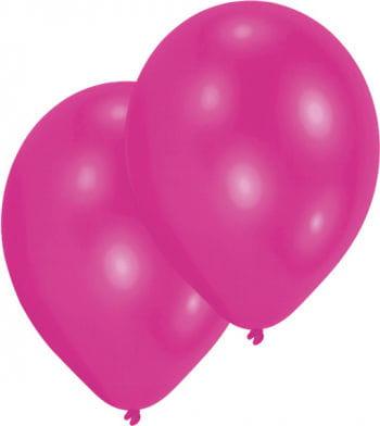 Metallic Magenta Balloons 50 St.