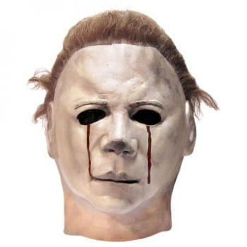 Michael Myers Maske Blood Tears