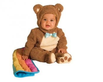 Teddy Bear Baby Costume