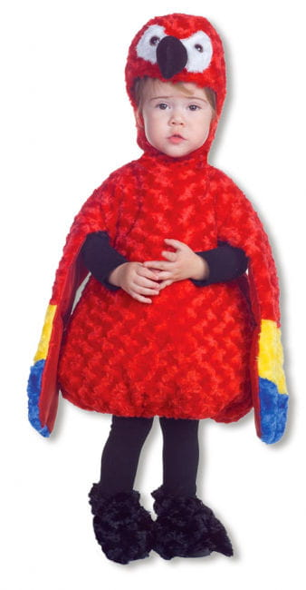 Mini Plush Parrot Baby Costume