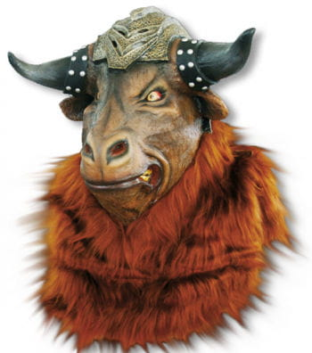 Minotaurus Maske