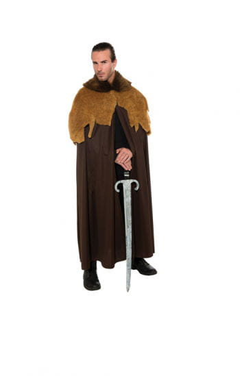 Medieval Warrior Cape