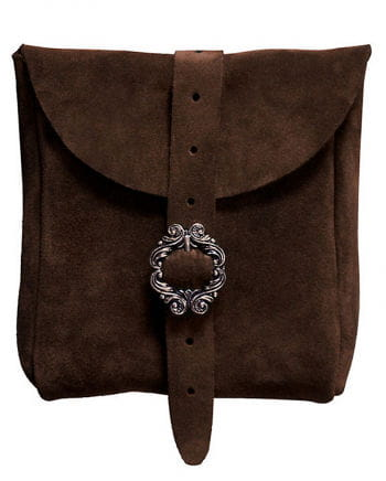 Medieval Belt Pouch Brown