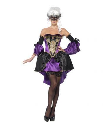Midnight Baroness costume