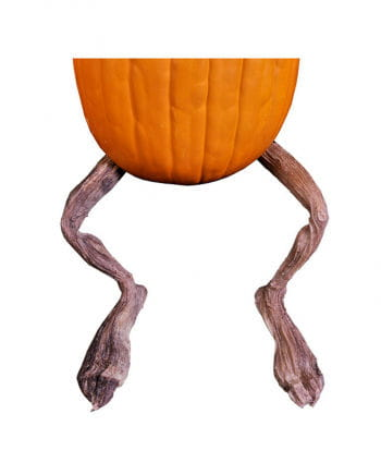 Moldy pumpkin legs
