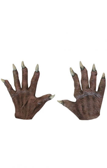 Musty Vampire Gloves