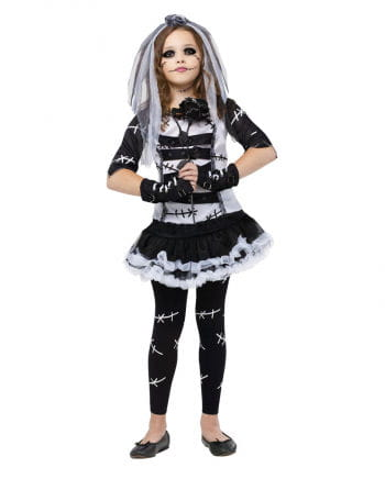 Monster Bride Child Costume S