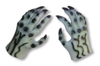 Monster Handschuhe Latex