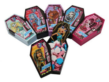 Monster High Freaky Candy Coffin
