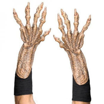 Monster Hands Deluxe Brown
