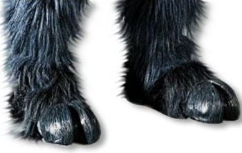 Monster Hooves grey